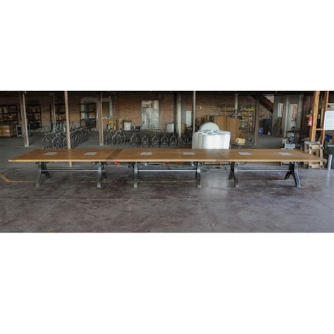Industrial Boardroom Table Vintage Industrial Boardroom Table Vintage Industrial Furniture