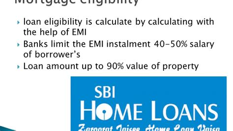 house loan interest rates in sbi sbi mortgage loan eligibility interest rates features