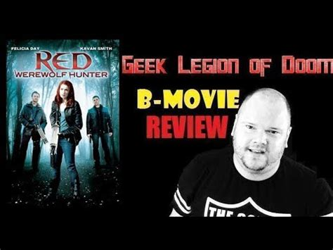 red werewolf hunter tv movie red werewolf hunter 2010 felicia day b movie review