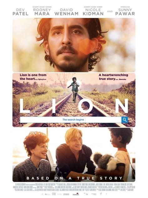 lion film release date lion 2017 movie trailer cast and india release date