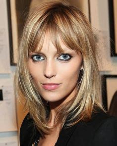 chinbhairs and biob hair the best and worst bangs for long face shapes long