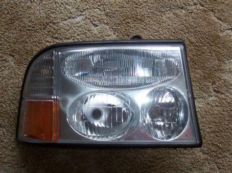 gmc envoy aftermarket parts aftermarket headlights aftermarket headlights envoy