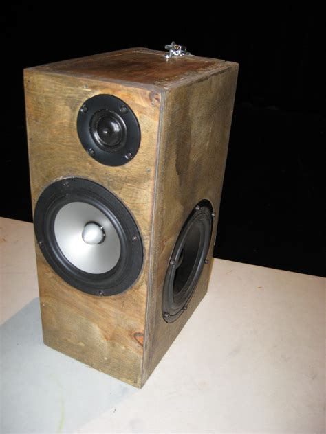 bookshelf speaker cabinet plans pdf free diy wood