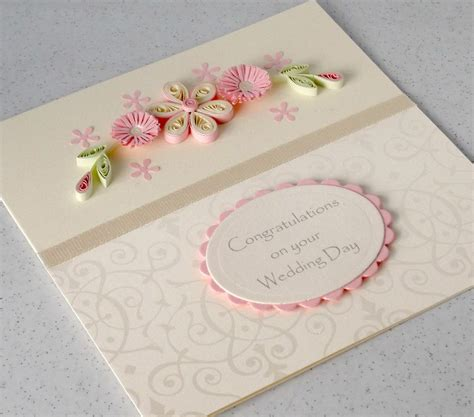 Paper Greeting Cards - bday spcl on greeting card quilling and paper