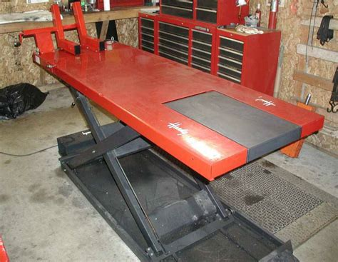 handy motorcycle lift table handy motorcycle 1500 lb lift table for sale in genoa ohio