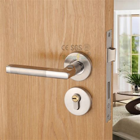 bedroom door handles aliexpress com buy stainless steel wire drawing interior