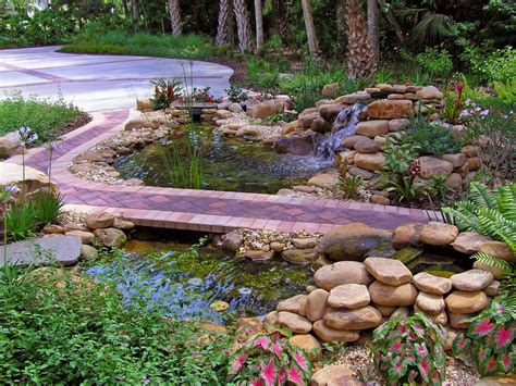backyard pond fountains cool ponds pools and fountains for the backyard diy