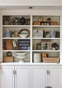 Styling Bookshelves Bookcase Styling Via Meyers Meyers Meyers Hinson