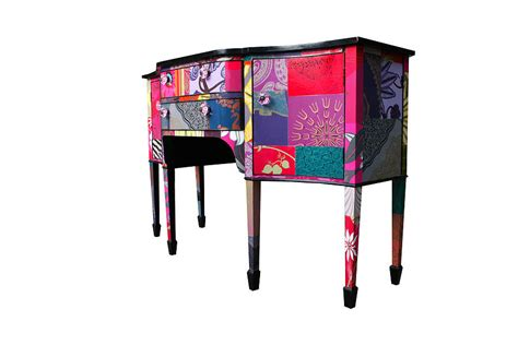 Patchwork Desk - patchwork desk by bryonie porter notonthehighstreet