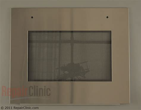 Jenn Air Oven Door Glass Replacement Outer Door Glass W10401224 Repairclinic