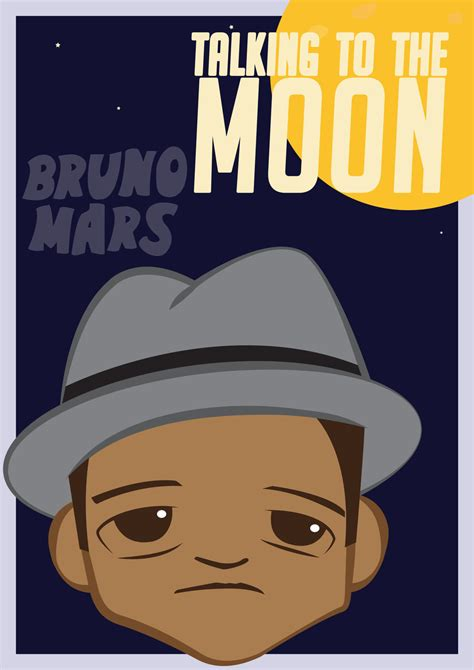 download mp3 bruno mars looking to the moon bruno mars talking to the moon by doodlerealm on deviantart