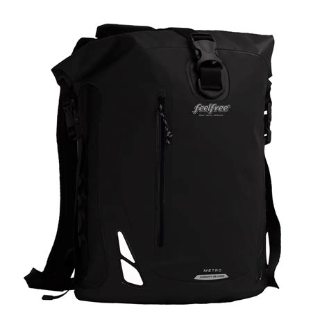 jual feelfree metro black tas anti air 25 l