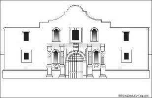 San Jose Mission Colouring Pages Page 2 sketch template