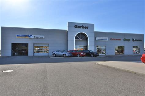 Garber Chrysler by Garber Chrysler Dodge Jeep Ram Saginaw Michigan Mi