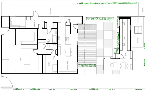 container office layout plan jetson green two container backyard office in oakland