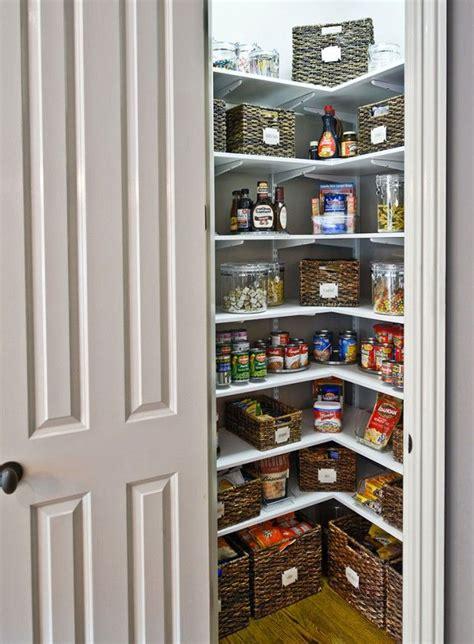 corner panty doors images  pinterest kitchen