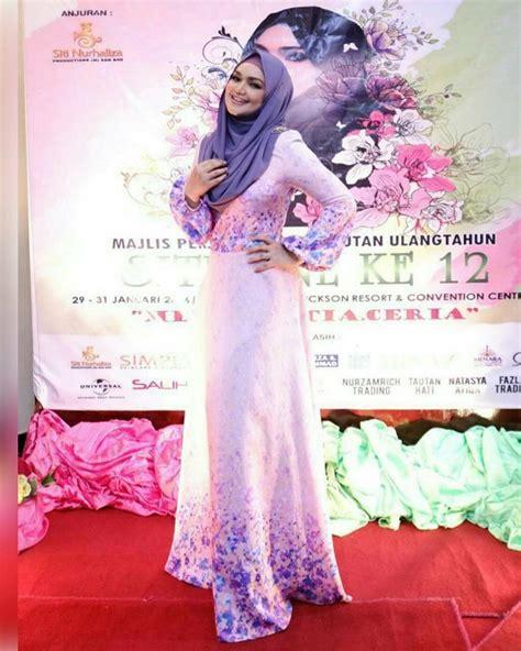 Dress Siti 25 best ideas about siti nurhaliza on