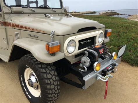 Fj Jeep 1975 Toyota Fj40 Landcruiser Fj 40 Land Cruiser Jeep Wrangler