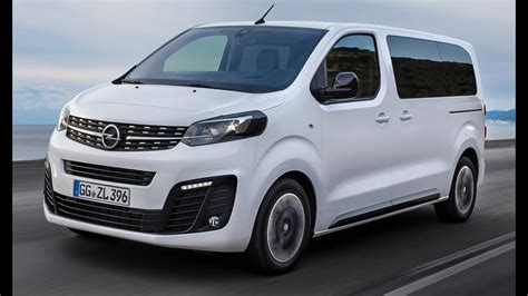 Opel Zafira 2019 by 2019 Opel Zafira Interior Exterior And Drive