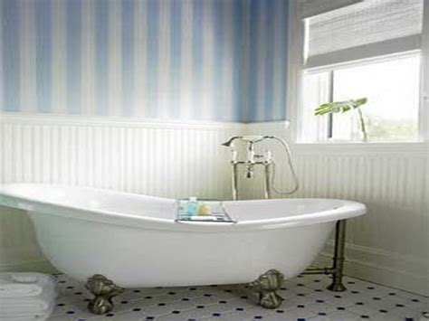 bathroom wallpaper for fresh look design your dream