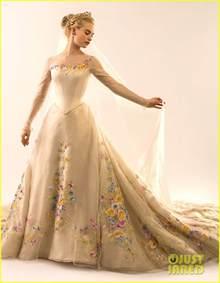 cinderella wedding dress cinderella s wedding dress cinderella 2015 photo 38302230 fanpop