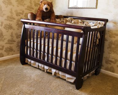 Simmons Crib Manual by How To Assemble Simmons Baby Cribs How To