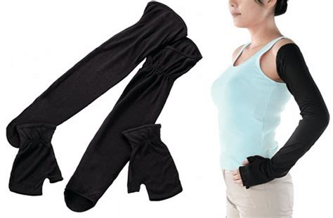 Arm Covers Japan Trend Shop 3 Way Cool Arm Cover
