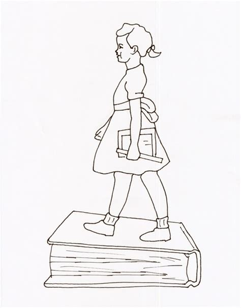 Ruby Bridges Coloring Pages ruby bridges coloring page i searched and searched the