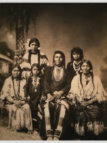 Cabinet Idaho File Chief Joseph And Family Jpg Wikimedia Commons
