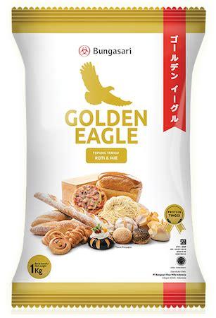 Tepung Terigu Hana Emas 1kg bungasari flour mills indonesia