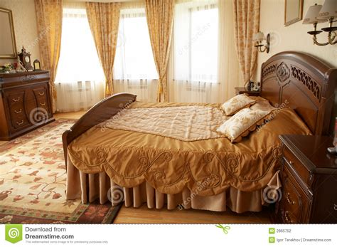 two pillows on bed stock photo image of domestic room bed with two pillows stock photography image 2865752