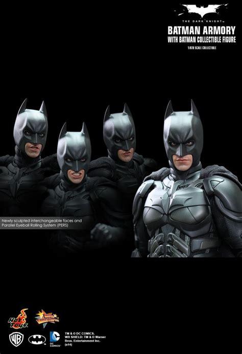 Figure Captain America Robocop Batman Set S4c batman armory with batman toys