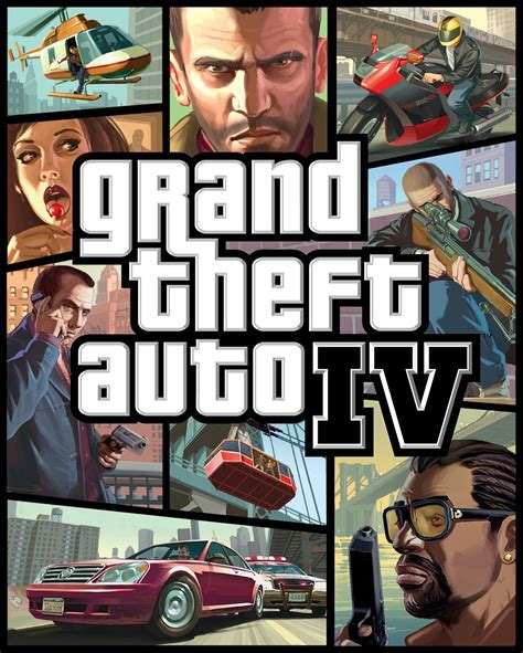 Ground Theft Auto by Grand Theft Auto Iv википедия