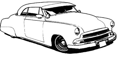 coloring pages lowrider cars drawing lowrider cars coloring pages print