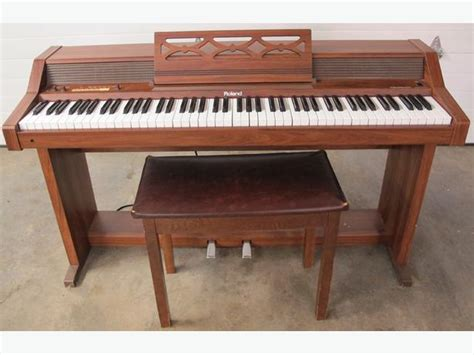 Roland Piano Plus Vintage Synthesizer blowout price vintage roland piano plus 400 outside