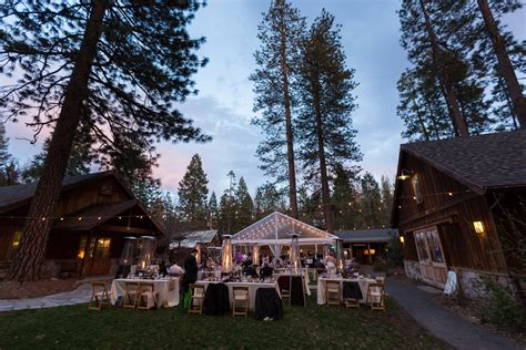 Yosemite Wedding by Evergreen Lodge Yosemite Wedding California Wedding