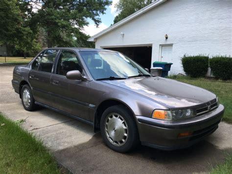 1993 Honda Accord by 1993 Honda Accord Ex 5 Speed Manual