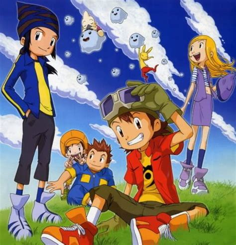 digimon frontier images digimon frontier characters wallpaper and background photos 23556378