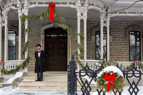 alexander ramsey house a victorian christmas at the ramsey house historic sites minnesota historical society