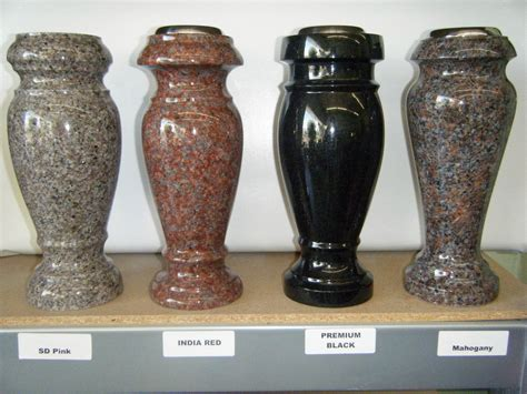Granite Vases For by Welcome To Holt Monument Works