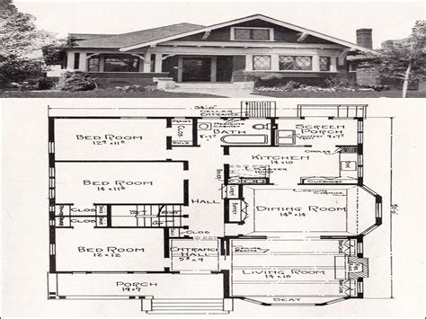 Bungalow Blueprints Chicago Bungalow Floor Plans Vintage Bungalow Floor Plans Plans For Bungalow Homes Mexzhouse