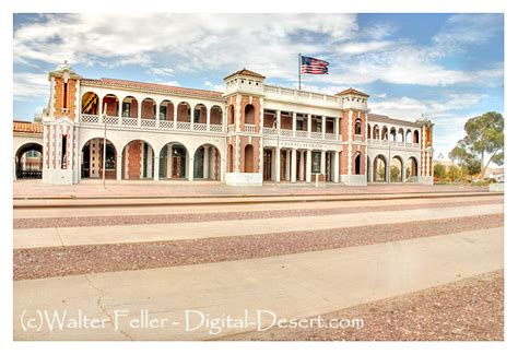 Barstow Post Office by Barstow Ca