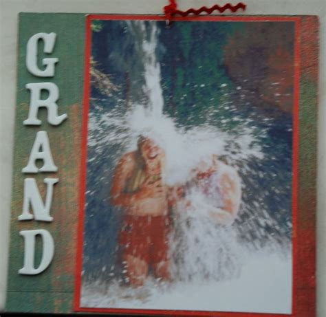 scrapbook layout waterfalls 17 best images about waterfall scrapbook pages on