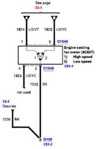 05 ford mustang wiring diagram i a 2005 mustang v6 auto the cooling fan does not always come on even though the