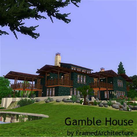 gamble house gamble house the sims real estate