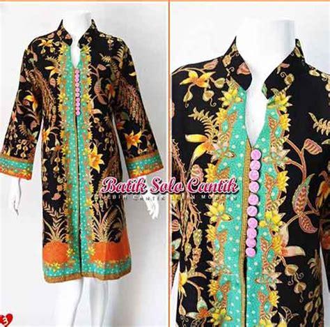Baju Batik Panjang baju kerja batik model lengan panjang baju kerja batik