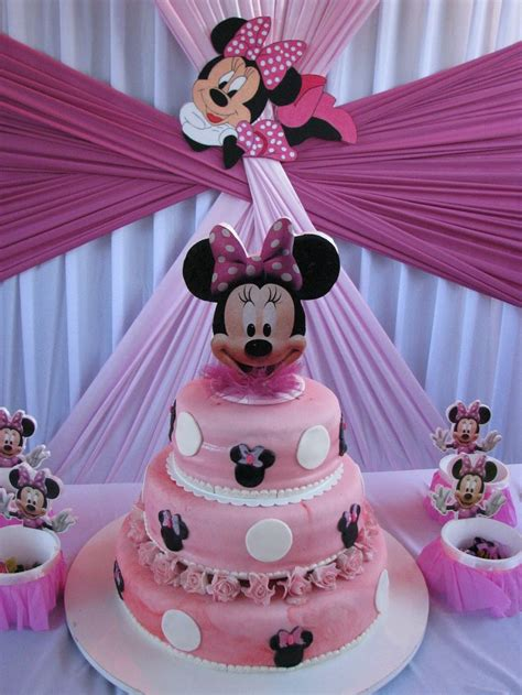 Minnie Mouse Baby Shower Decorations At City by City Cake Decorating Supplies Decoratingspecial