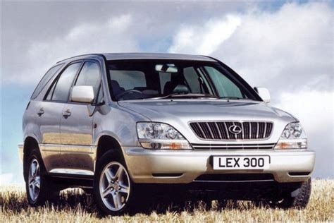 Lexus Rx300 Change by Lexus Rx 300 2000 2003 Used Car Review Car Review