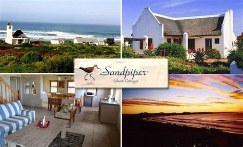sandpiper cottages vouchers accommodation cape town