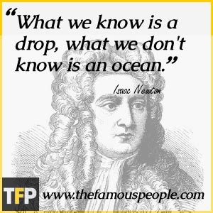 isaac newton s biography and his most important discoveries isaac newton quotes on life quotesgram